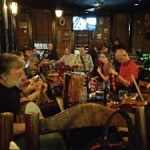 Irish Music Session at The Celt in Historic Downtown McKinney, TX