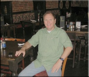 Stan Penn - The owner of The Celt in McKinney, TX