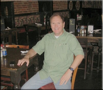 Stan Penn - The owner of The Celt in McKinney, TX