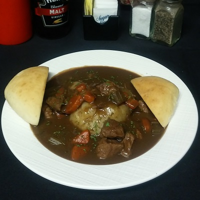 Traditional Guinness Irish Stew