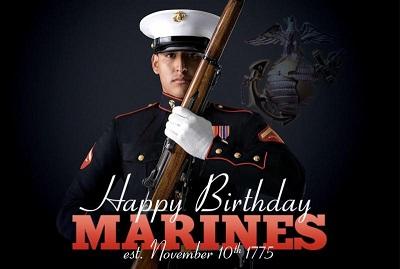 The Celt Marine Corp Birthday Celebration